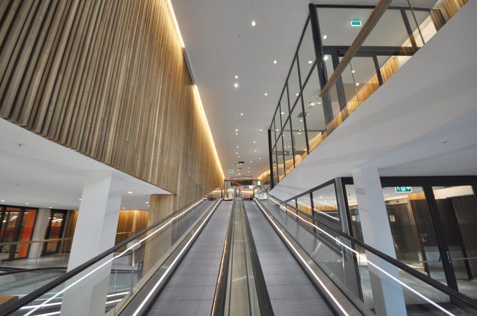 Mall of Scandinavia, rulltrappor (10)