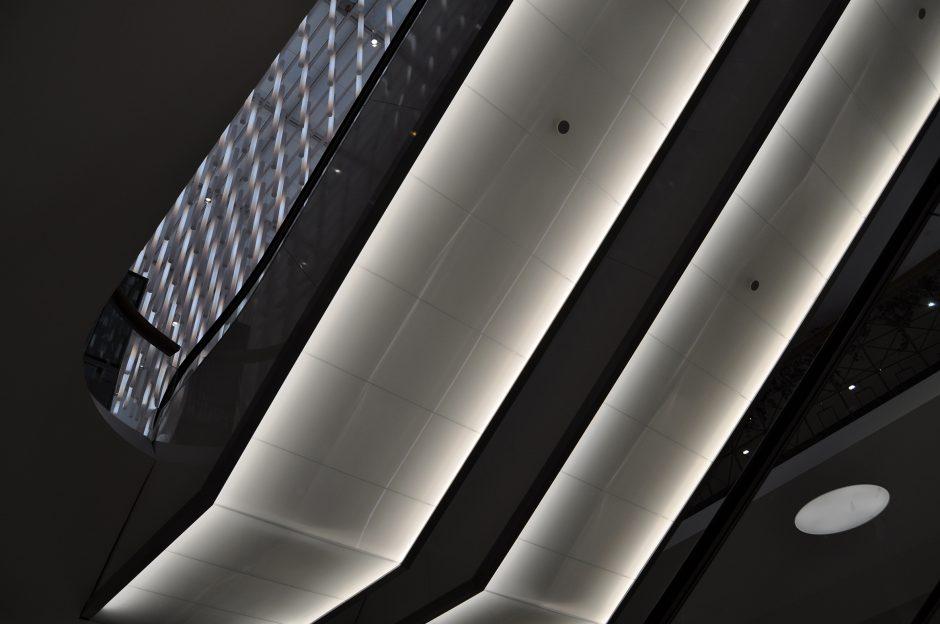 Mall of Scandinavia, rulltrappor (22)