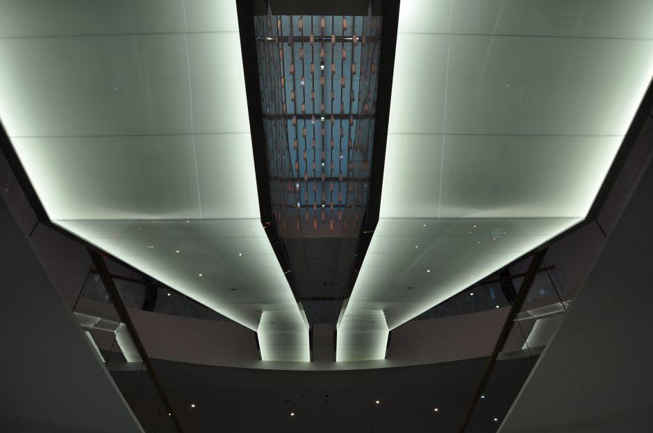 Mall of Scandinavia, rulltrappor (25)