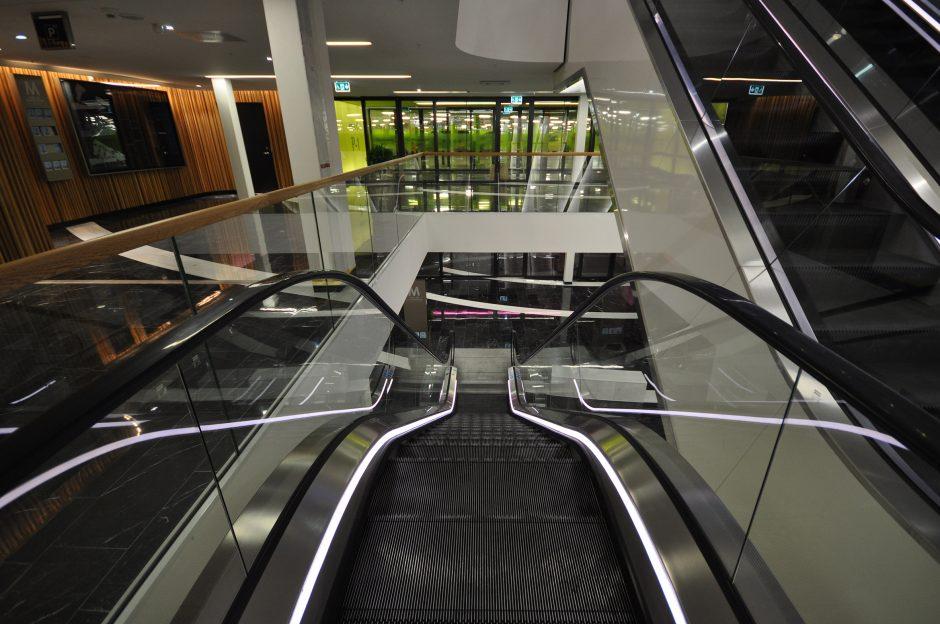 Mall of Scandinavia, rulltrappor (5)